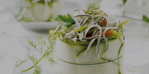 Receta hatillo de gulas® salteada con verduras de invierno