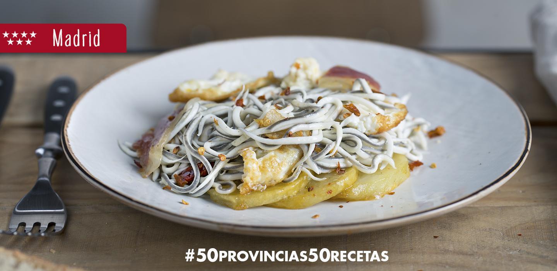 50 Provincias 50 Recetas